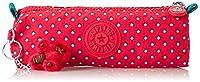 Kipling - FREEDOM - Medium Pen Case - Pink Summer Pop - (Print)