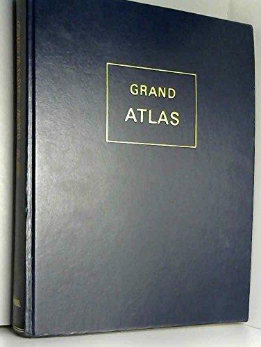 Grand atlas bordas/géographique, astronomique, historique, politique, economique, stratégique