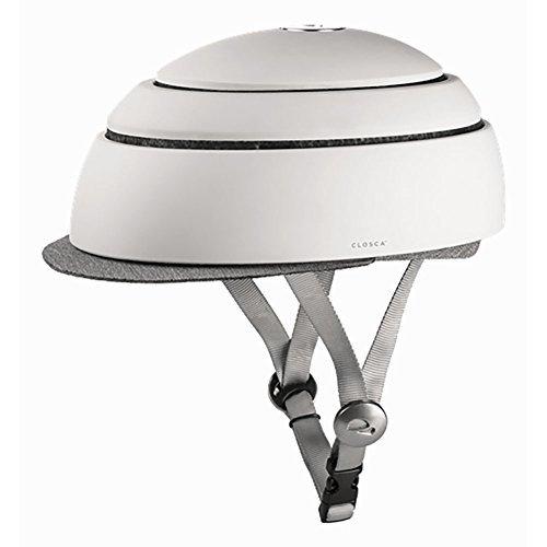 Closca Fuga White Casco de ciclismo - Small
