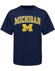 Université du Michigan Wolverines Apparel T-shirt pour homme bonnet Sweat à capuche Vêtements