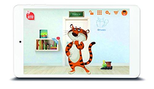 ODYS TigerTab 8 16GB Color Blanco - Tablet Tableta