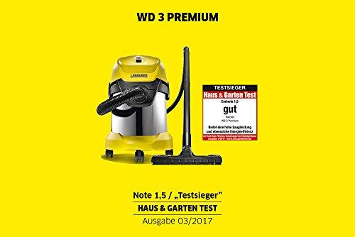 Kärcher Mehrzwecksauger WD 3 Premium - 6
