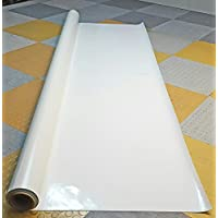 PVC PLANE 680g FARBE WEISS MADE IN GERMANY 6,00€-M2 (7,00m×2,50m)