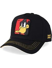 ... Últimos tres meses. Capslab Gorras Looney Tunes Daffy Duck Black Yellow  Adjustable 48b30692237