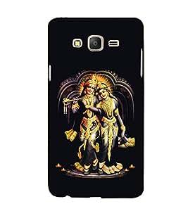 Vrishaparvaa Krishna 3D Hard Polycarbonate Designer Back Case Cover for Samsung Galaxy On7 Pro :: Samsung Galaxy ON 7 Pro