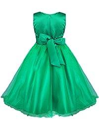 Vestidos color verde turquesa para ninas