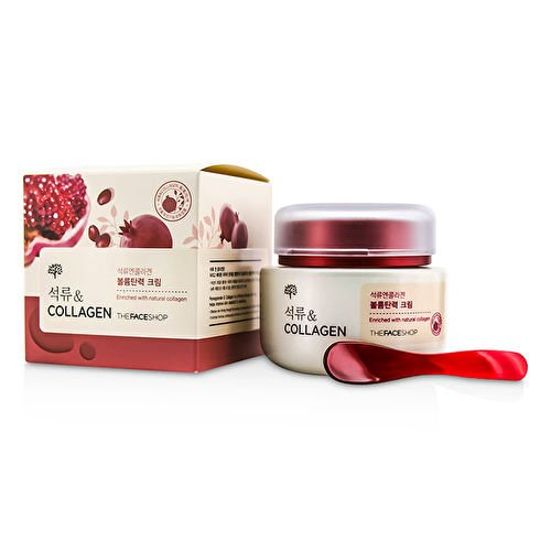 The Face Shop Pomegranate & Collagen Volume Lifting Cream 100ml