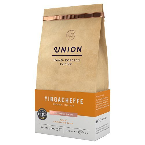 A photograph of Union Yirgacheffe Ethiopia
