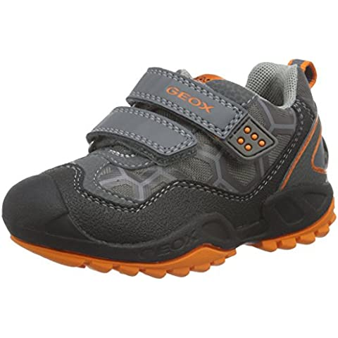 Geox J New Savage Boy B, Oxford para Niños