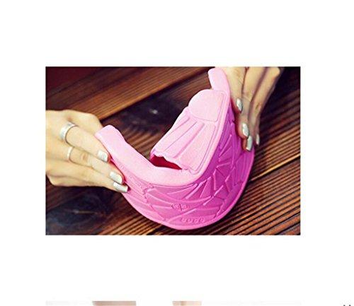 da da Slipper Scarpe Ciabatte Bagno Slipper 2 Scarpe Doccia paia modello donna Antiscivolo Indoor C Slipper 7BxxTH5