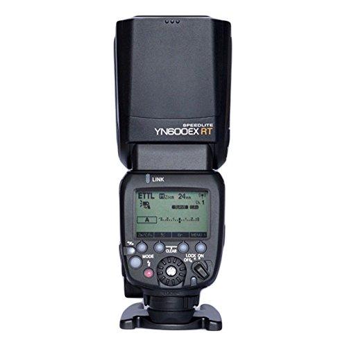 Kabellos SLR Kamera-Blitz Blitzgerät YN600EX-RT Speedlite Unit TTL Master für Canon mit...