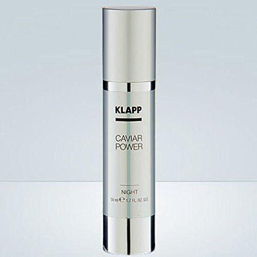 Klapp Caviar Power Night Cream, 50 ml
