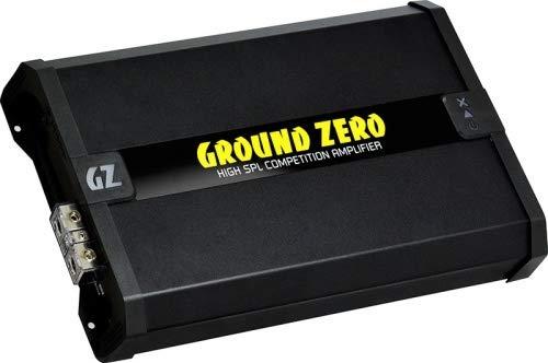 Ground Zero GZCA 8.0K-SPL - Class-D | 8960 Watt RMS | Mono-Fullrange-Endstufe