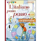 Italiano passo passo. Grammatica. Con quaderno-Abilità. Con espansione online. Per la Scuola media. Con CD-ROM