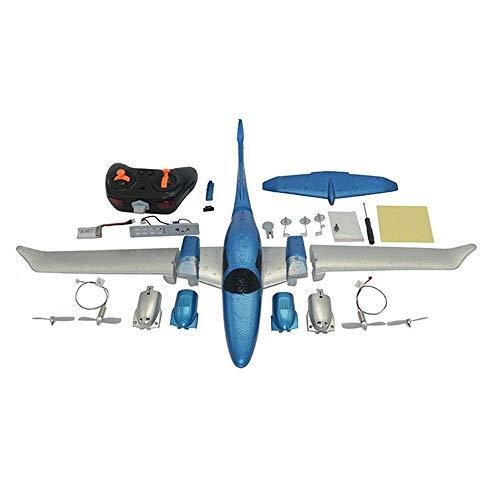 Leichte DIY Fixed Wing EPP RC Flugzeug Schaum Fernbedienung Flugzeuge GD006 Familie Spaß Puzzle Spielzeug Kinder Spielzeug Kinder Und Erwachsene Geburtstag