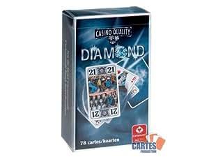 Jeu de 78 cartes : Tarot Diamond