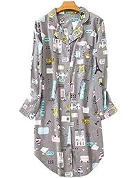 Amazon.fr   XL - Chemises de nuit   Vêtements de nuit   Vêtements d00cfbc766d