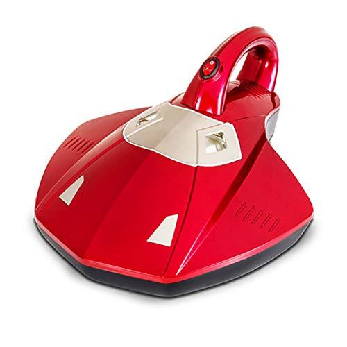 RZ Aspirador de colchones, Almohadas, sofás y Cortinas Aspiradora de Mano con Doble luz UV y Filtro Multicapa 300W