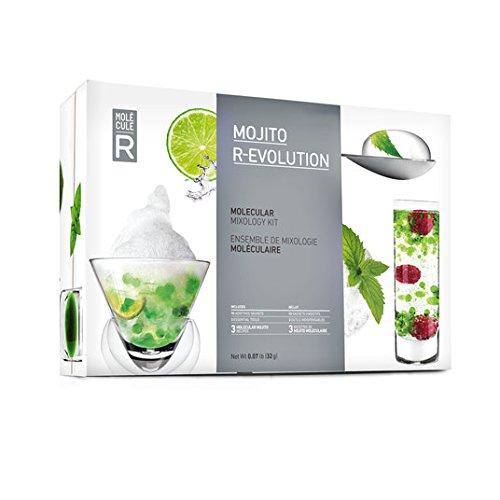 Mojito R-Evolution Molekularküche Kit von Molecule-R