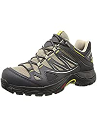Men's Casual Grey Color Athletic and Outdoor Trainer's Sports Shoes - Size 8