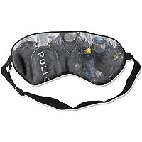 Sleep Eye Mask Police Protect Human Lightweight Soft Blindfold Adjustable Head Strap Eyeshade Travel Eyepatch E6 preisvergleich bei billige-tabletten.eu
