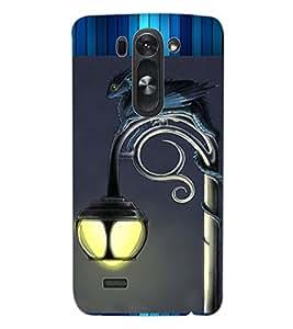 ColourCraft Creative Image Design Back Case Cover for LG G3 S