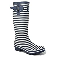Evercreatures Bristol Tall Wellies UK 3/EU 36 Blue