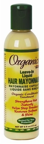Organics by Africa's Best Hair Mayonnaise Lotion Capillaire