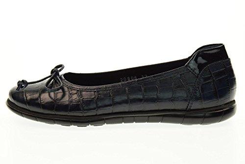 scarpe 3 donna CALLAGHAN Blu ballerine 20806 fwSxzqzgO