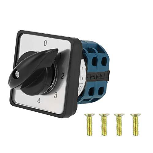 Cam Rotary Switch 5 Posición universal giratorio