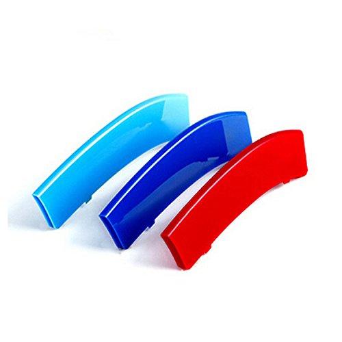3D Auto Frontgitter Grills Trim Streifen Cover Aufkleber für - Grill Farbe