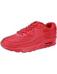 Zapatos correa deportes para mujer,Sonnena Zapatos con malla breathable Zapatillas deportivas Zapatos casuales de viaje de estudiante
