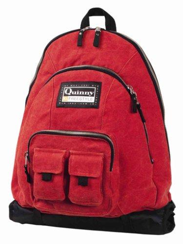 Preisvergleich Produktbild Quinny 66100490 - Freestyle Jogger Wickelrucksack, Farbe Red