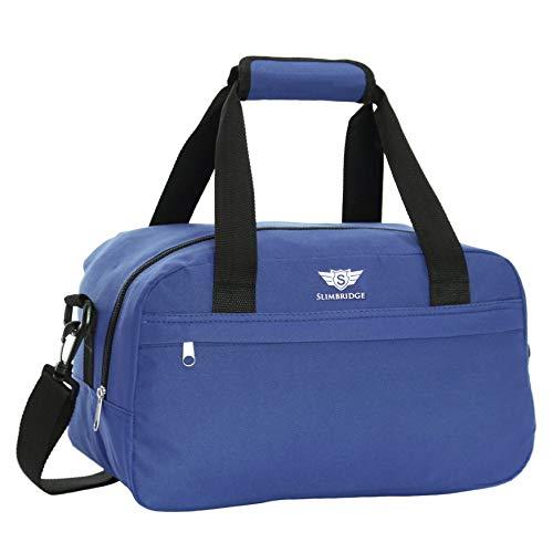 Slimbridge Mora 35x20x20cm pequeña bolsa de equipaje de mano de Ryanair, Azul