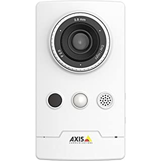 AXIS 0811-001 Network Surveillance Camera, 4.7 W, White