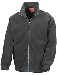 Ergebnis Herren Active Fleece Jacke XS–3X L blau navy Größe: XXL