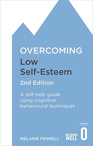 41elk6M5%2BIL - BEST BUY #1 Overcoming Low Self-Esteem, 2nd Edition: A Self-Help Guide Using Cognitive Behavioral Techniques (Overcoming Books) Reviews and price compare uk