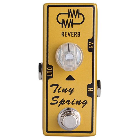 TONE CITY TINY SPRING · PEDAL GUITARRA ELECTRICA