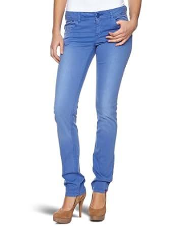ESPRIT EDC 022CC1B043 Slim Women's Jeans Sea Blue Size 14