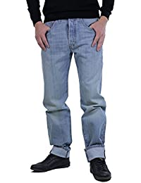 Levi's Men's 501 Customized & Tapered Jeans