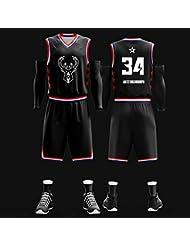 Jersey De Baloncesto De La NBA All-star Traje Deportivo Camiseta De Entrenamiento Traje Deportivo