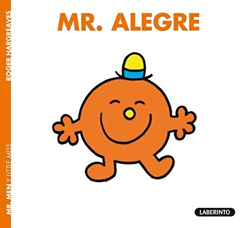 Mr. Alegre (Mr. Men & Little Miss)