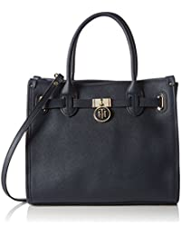 Tommy Hilfiger  AMERICAN ICON TOTE SAFFIANO, shoppers femme