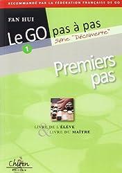 Le Go pas à pas tome 1 : Premiers pas, livre du maître et livre de l'élève