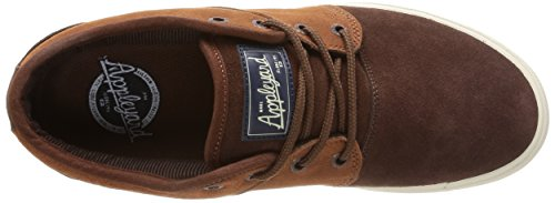 Globe - Mahalo, sneakers  da uomo Marrone (ginger/brown)