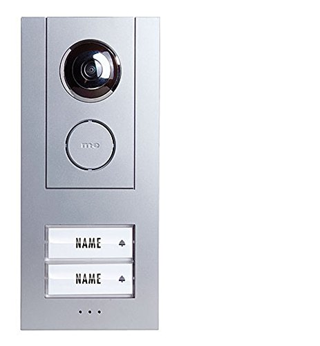m-e Vistus VD-620 2-Family House Video-Doorphone Additional Outdoor Unit