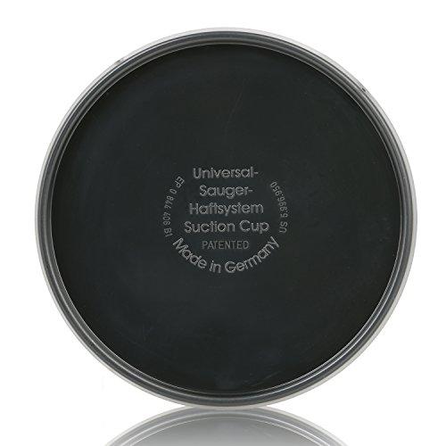 Wicked Chili Adapter Platte Connector 80mm selbstklebend - Befestigungsscheibe für das Armaturenbrett zB für HR Hälse mit Sauger / Navigon Autohalterungen mit Saugnapf
