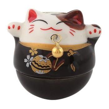 Maneki-neko Winkende Katze Pop Up Karte