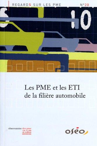 Les PME et les ETI de la filère automobile (n.20)
