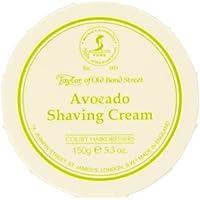 Taylor of Old Bond Street Crema de afeitar de aguacate 150 g